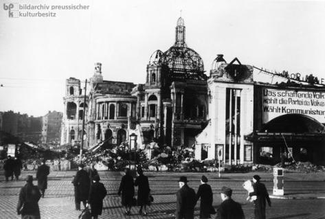Ruine der Volksoper, Hamburg