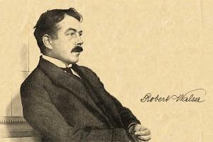 Robert Walser, Swiss poet and writer