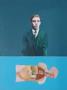 The Anatomist by Simon Turner