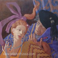 Whispered Aside by Olga Oreshnikov