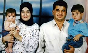 Aba Mousa and his family