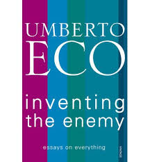 umberto eco essays How to travel with a salmon other essays 1st uk edition inventing the enemy essays by umberto eco travels in hyper reality essays umberto eco how to travel with a.