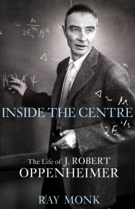 Inside the Centre by Prof Ray Monk