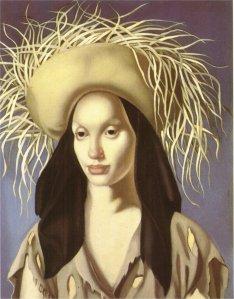 La Mexicane by Tamara De Lempicka