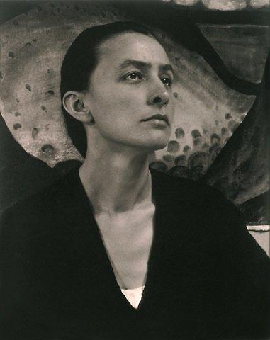 Georgia O'Keefe (c. 1920)