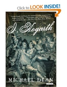 The novel in paperback-I,Hogarth