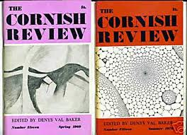 The Cornish Review Edited by Denys Val Baker