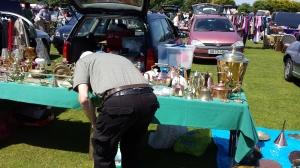 Roseudgeon Car Boot Sale