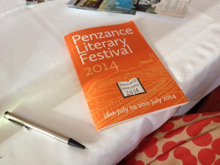 Penzance LitFest Programme