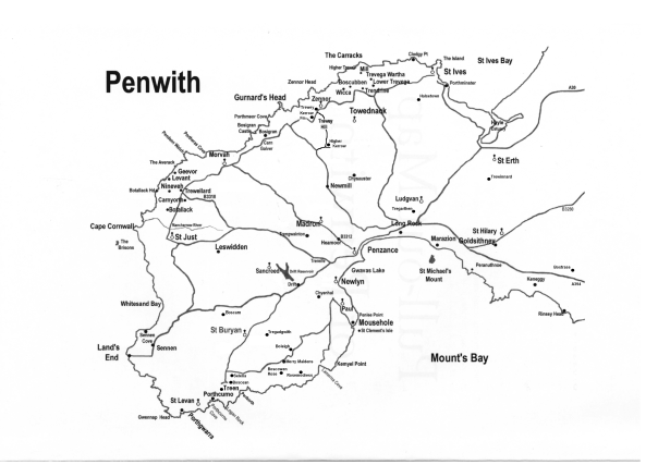 West Penwith (Cornwall)