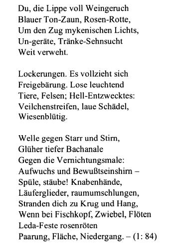Gottfried Benn