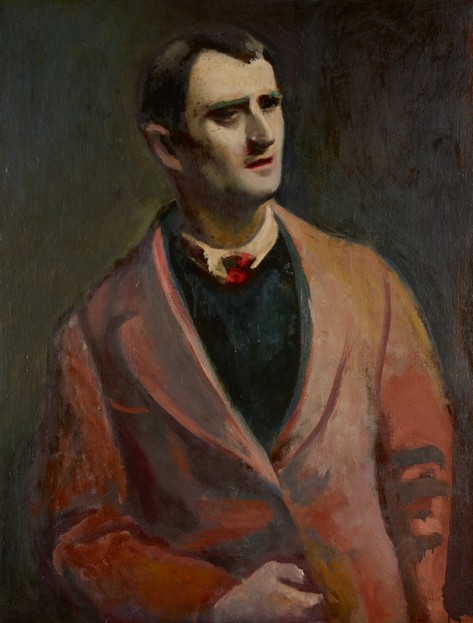 Dobrowsky-selbstportraet