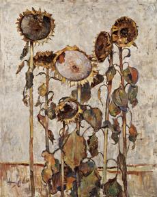 Sonnenblumen 1963
