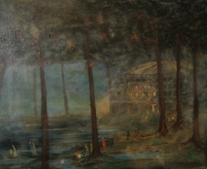 Heimweg im Nebel -Ringelnatz