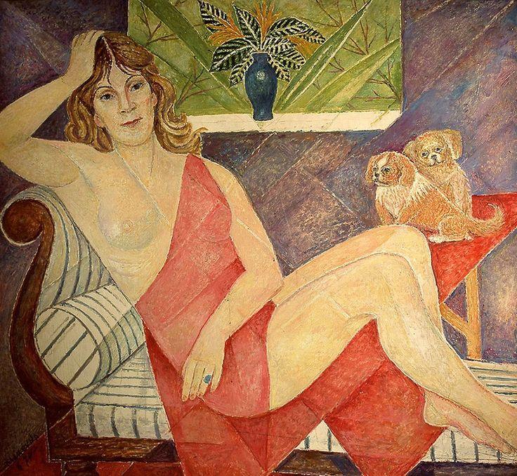 Marie Bronislava Vorobieff-Stebelska1