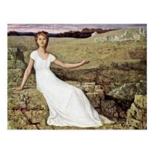 Hope by Puvis de Chavannes