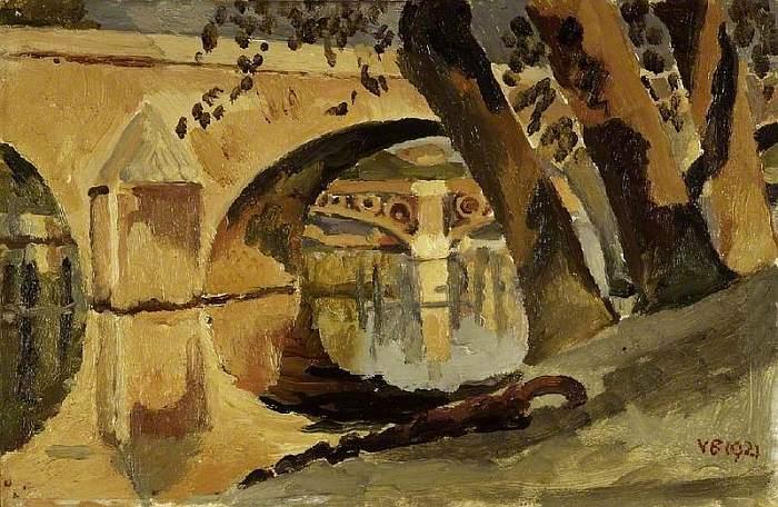 Bell, Vanessa, 1879-1961; On the Seine