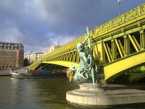 Image result for Le Pont Mirabeau