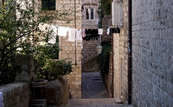 Gasse Dubrovnik
