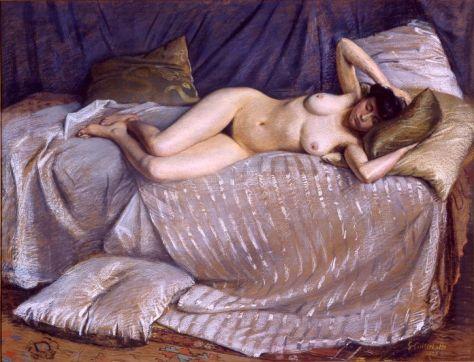 caillebottenudewoman1873