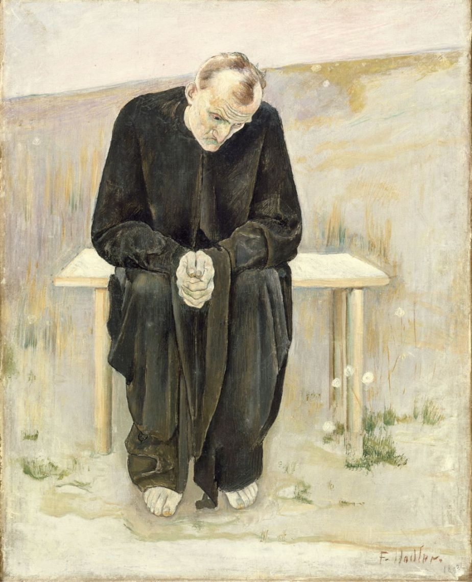 Ferdinand Hodler, Transition,1886-94