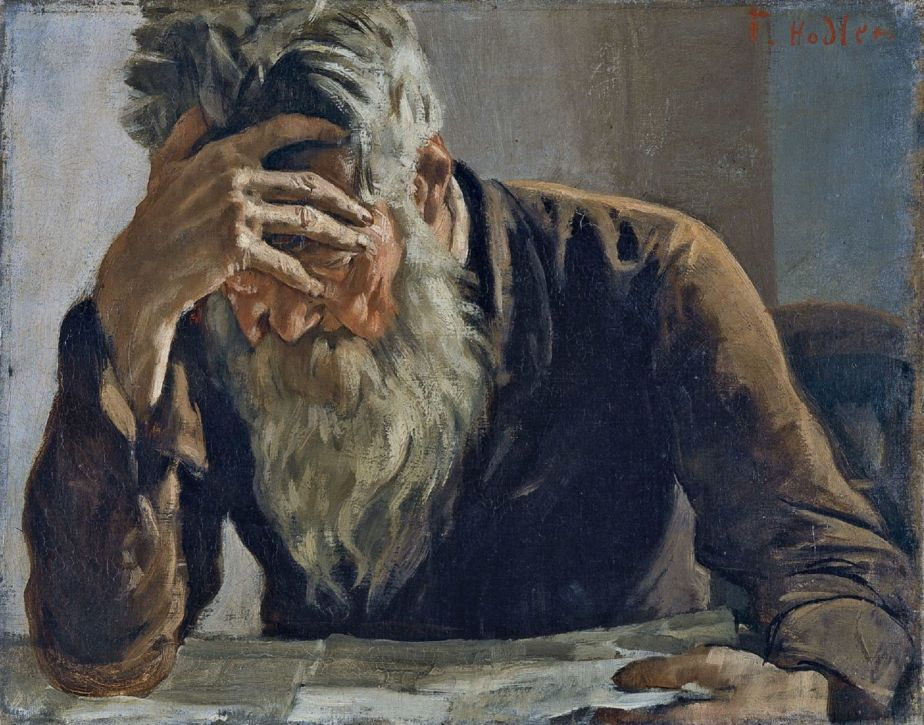 Ferdinand Hodler, Early Realism, to1885
