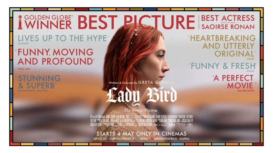 Lady Bird (Film Review) – The Film That Should Have Won BestPicture