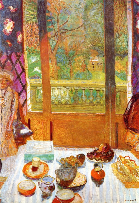 Pierre Bonnard: The worldbeyond