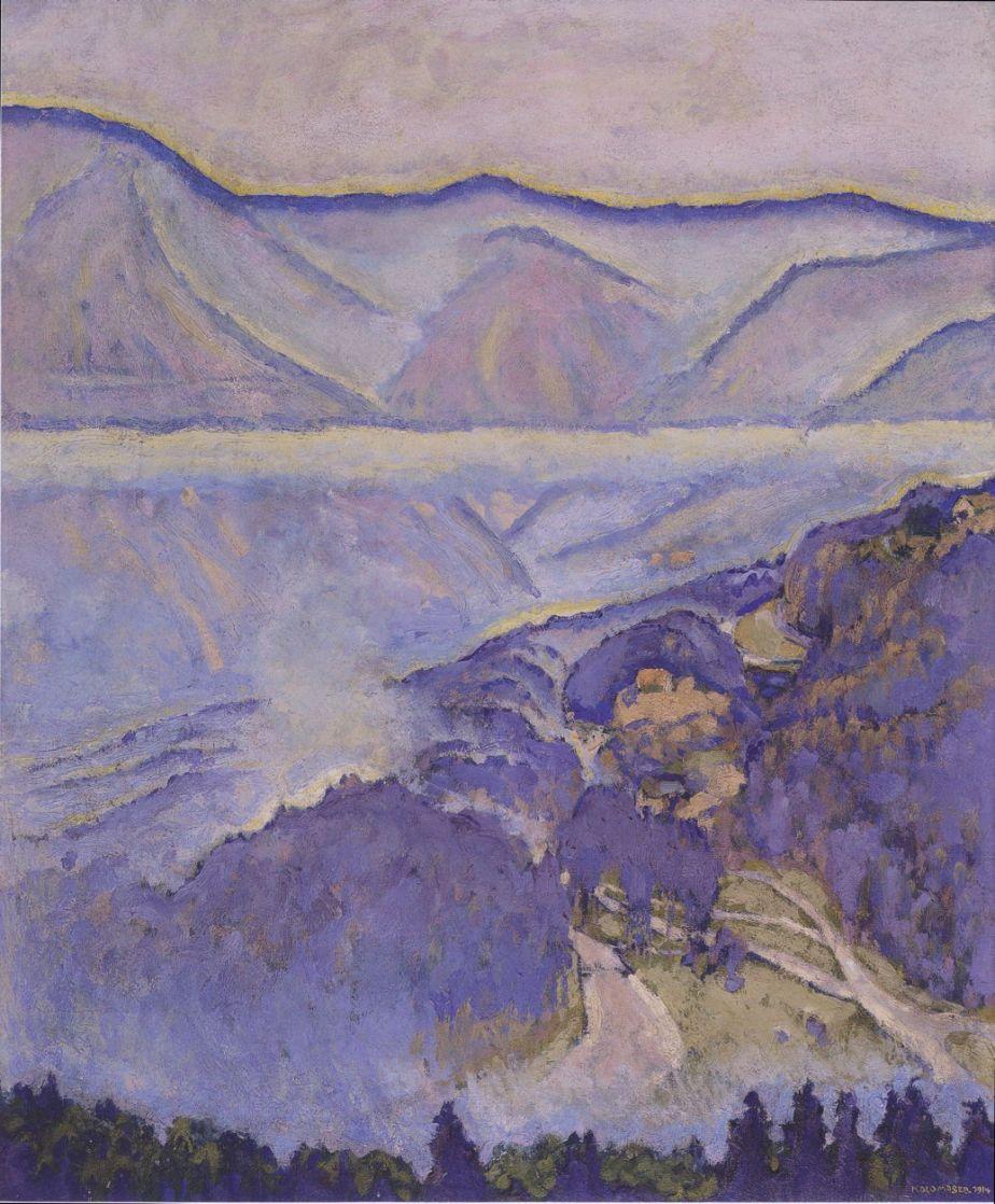 Between Klimt, Mucha, and Hodler: The art of Kolo Moser 4,1914-18
