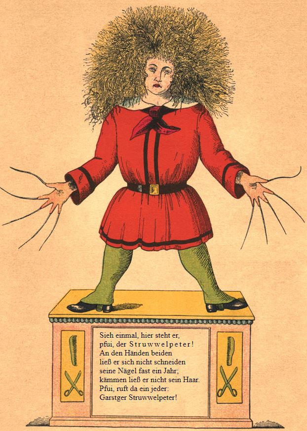 The enduring appeal of Struwwelpeter