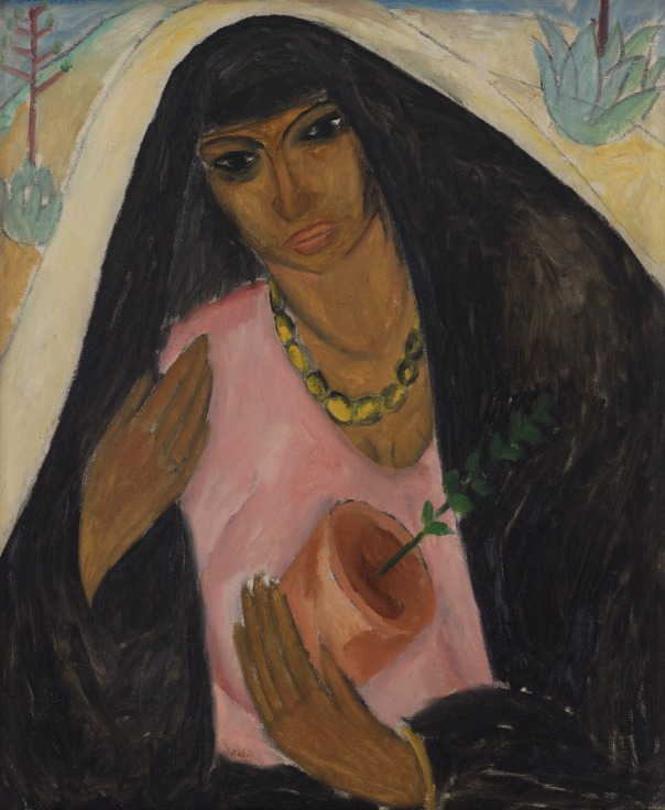 Screenshot_2018-12-03 rubin, reuven arab woman with a figures sotheby's n09959lotb23ften