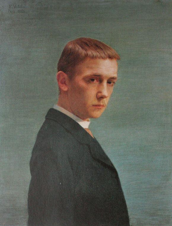 vallottonselfportrait1885