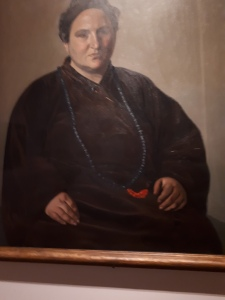 Gertrude Stein by V