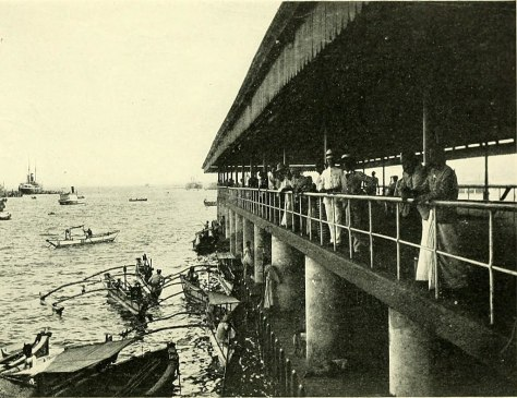 colombo harbour, penfield 1907