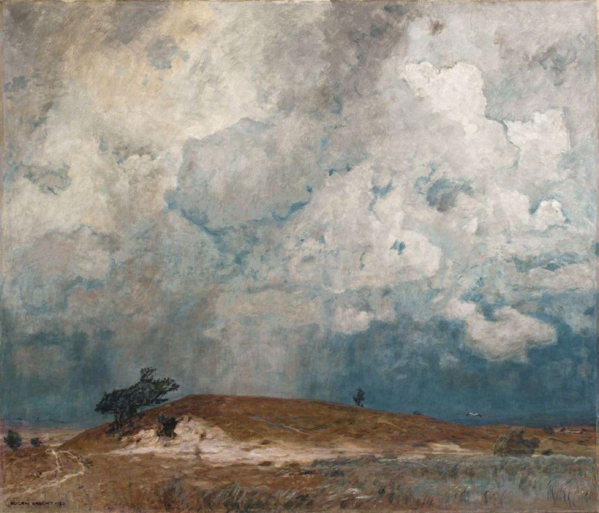 Skying 7: Impressionism
