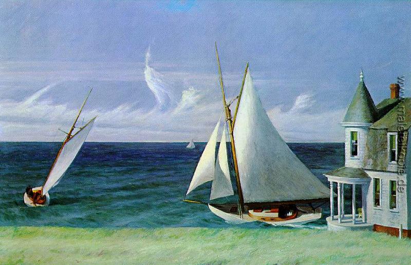 Edward Hopper -EineEtüde